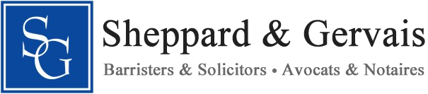 Sheppard & Gervais - Law Firm